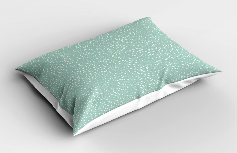 Turquoise-Pillow-Sham-Decorative-Pillowcase-3-Sizes-Bedroom-Decor-Ambesonne miniature 33