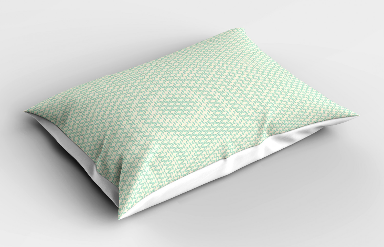 Turquoise-Pillow-Sham-Decorative-Pillowcase-3-Sizes-Bedroom-Decor-Ambesonne miniature 13