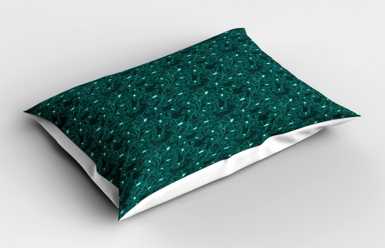 Turquoise-Pillow-Sham-Decorative-Pillowcase-3-Sizes-Bedroom-Decor-Ambesonne miniature 19