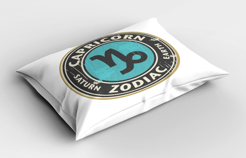 Astrology-Pillow-Sham-Decorative-Pillowcase-3-Sizes-Available-for-Bedroom-Decor miniature 52