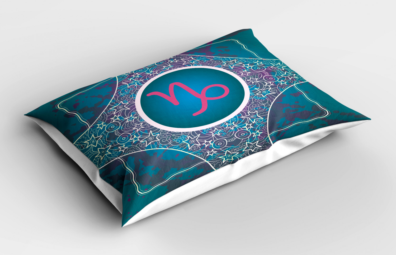 Astrology-Pillow-Sham-Decorative-Pillowcase-3-Sizes-Available-for-Bedroom-Decor miniature 54