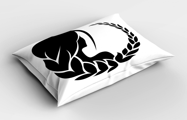 Astrology-Pillow-Sham-Decorative-Pillowcase-3-Sizes-Available-for-Bedroom-Decor miniature 42