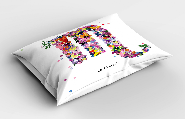 Astrology-Pillow-Sham-Decorative-Pillowcase-3-Sizes-Available-for-Bedroom-Decor miniature 24