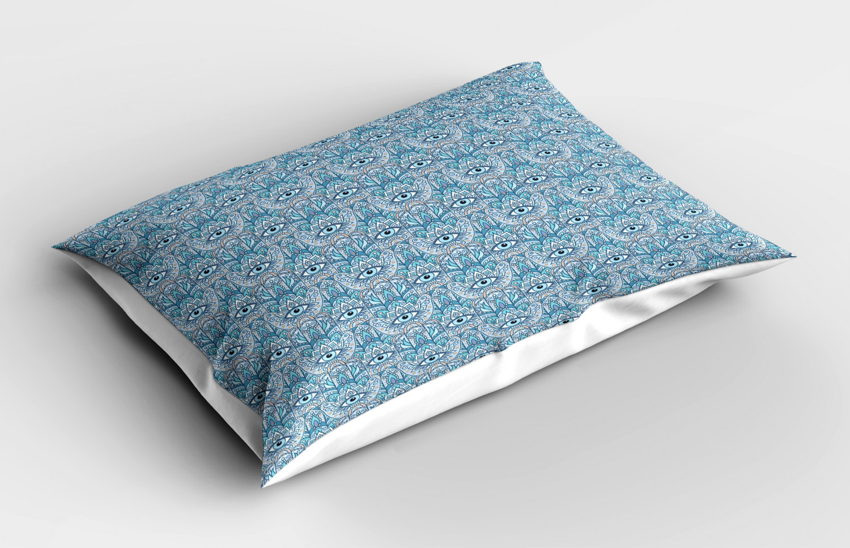 Hamsa-Pillow-Sham-Decorative-Pillowcase-3-Sizes-for-Bedroom-Decor thumbnail 26