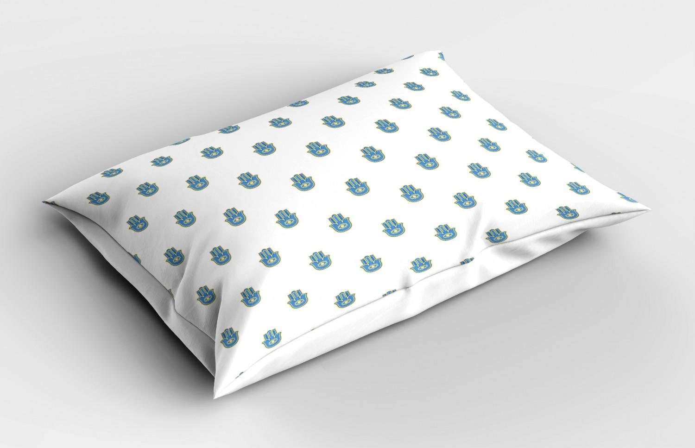 Hamsa-Pillow-Sham-Decorative-Pillowcase-3-Sizes-for-Bedroom-Decor thumbnail 30