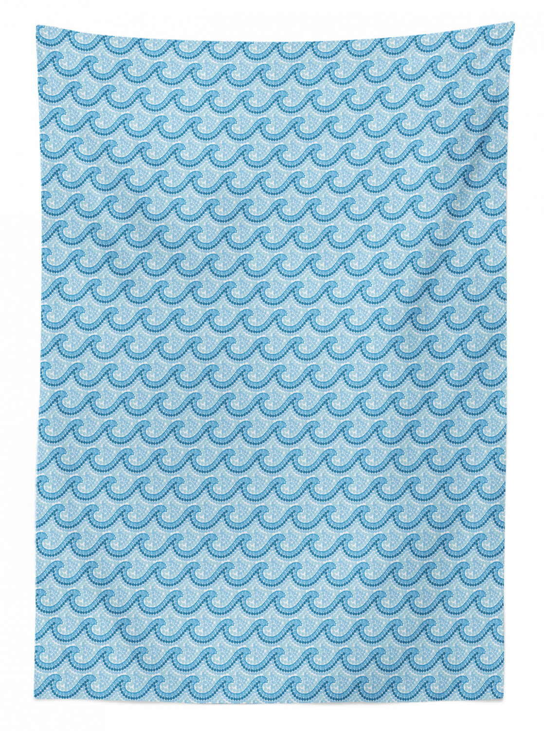 thumbnail 92 - Ambesonne Marine Pattern Tablecloth Table Cover for Dining Room Kitchen