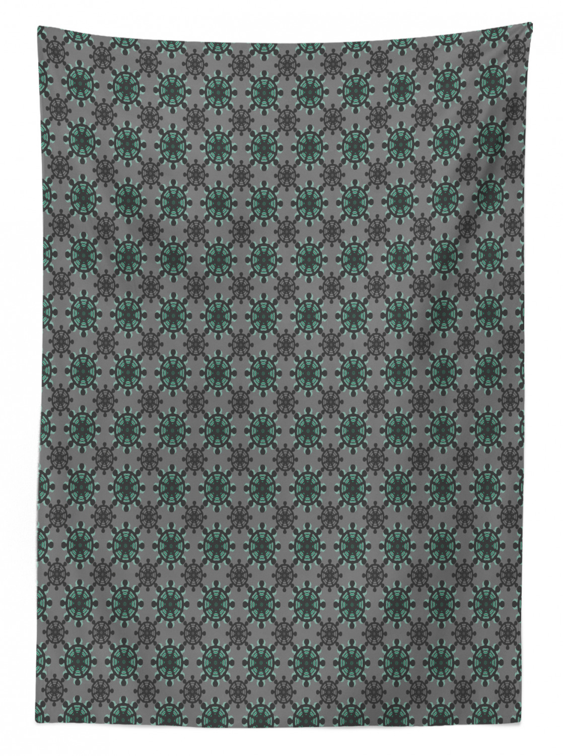 thumbnail 140 - Ambesonne Marine Pattern Tablecloth Table Cover for Dining Room Kitchen