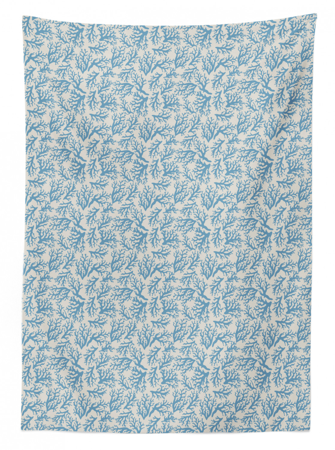 thumbnail 26 - Ambesonne Marine Pattern Tablecloth Table Cover for Dining Room Kitchen