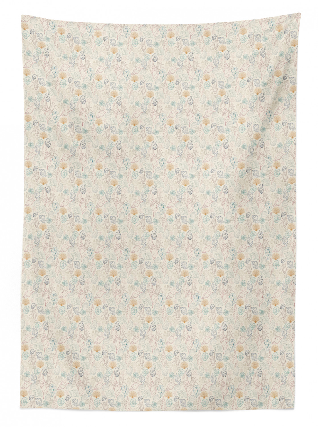 thumbnail 89 - Ambesonne Marine Pattern Tablecloth Table Cover for Dining Room Kitchen