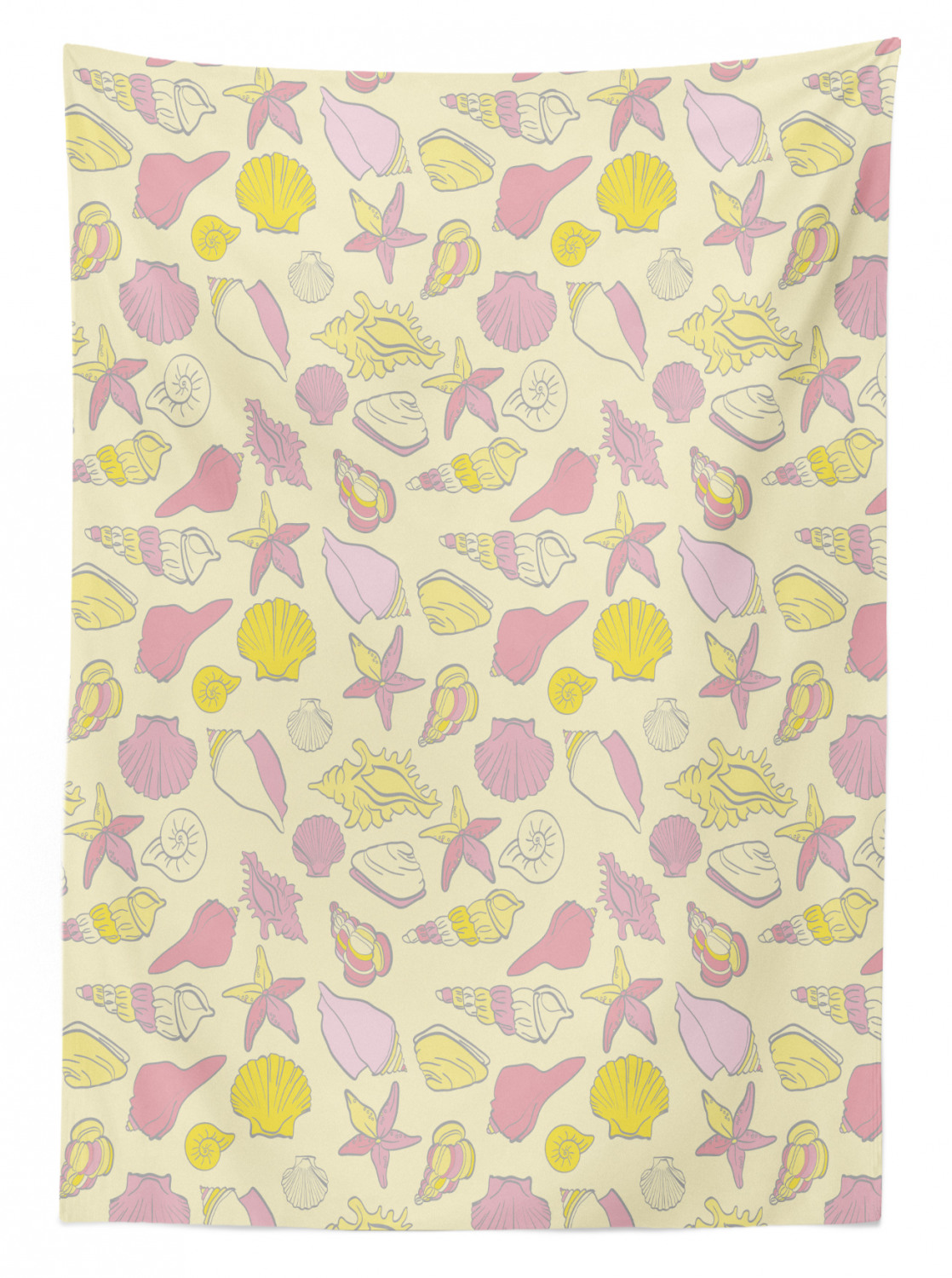 thumbnail 131 - Ambesonne Marine Pattern Tablecloth Table Cover for Dining Room Kitchen