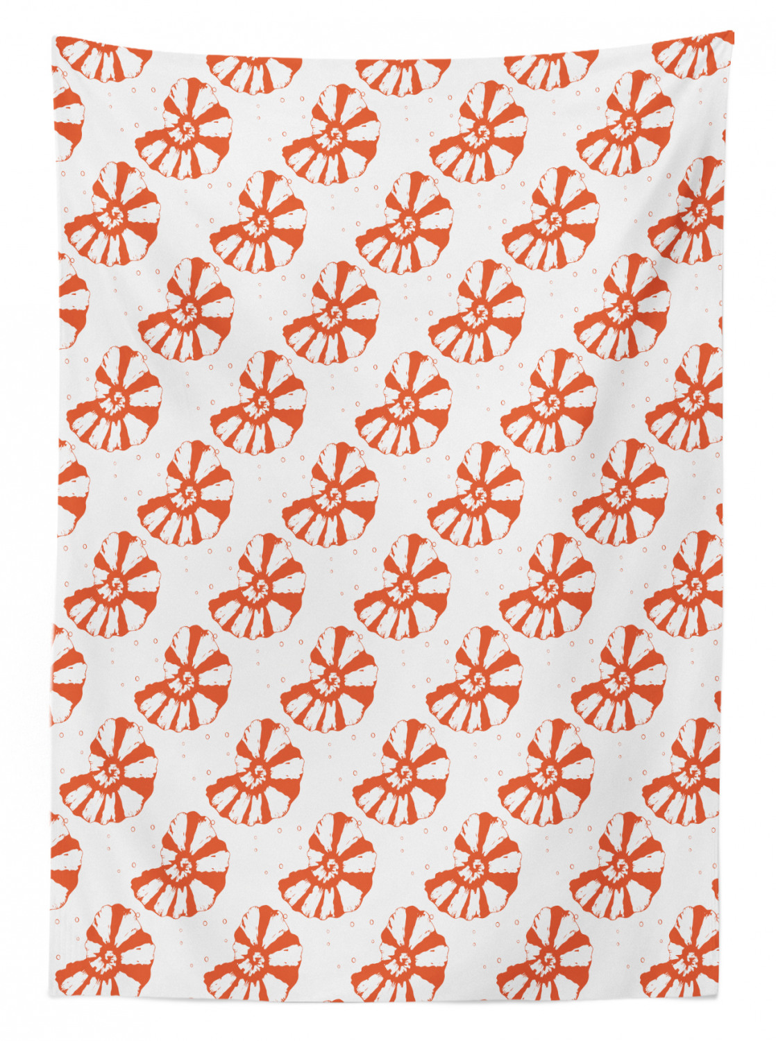thumbnail 164 - Ambesonne Marine Pattern Tablecloth Table Cover for Dining Room Kitchen