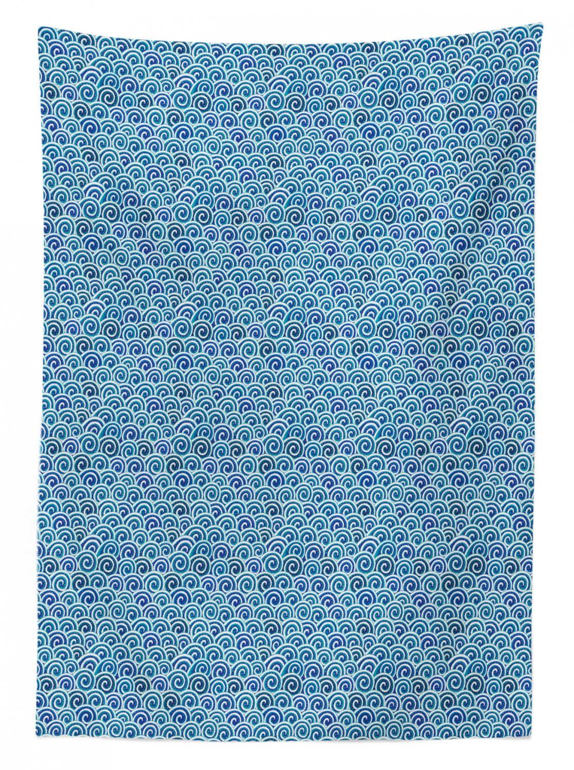 thumbnail 59 - Ambesonne Marine Pattern Tablecloth Table Cover for Dining Room Kitchen