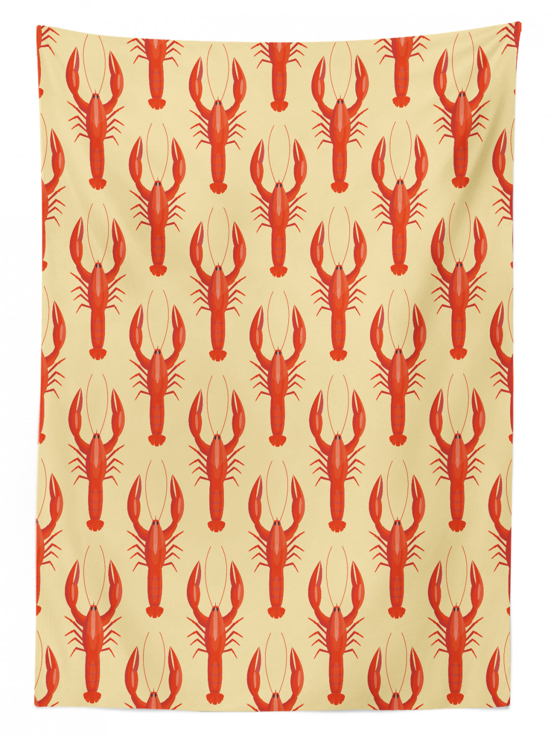 Lobster-Outdoor-Picnic-Tablecloth-in-3-Sizes-Washable-Waterproof thumbnail 24