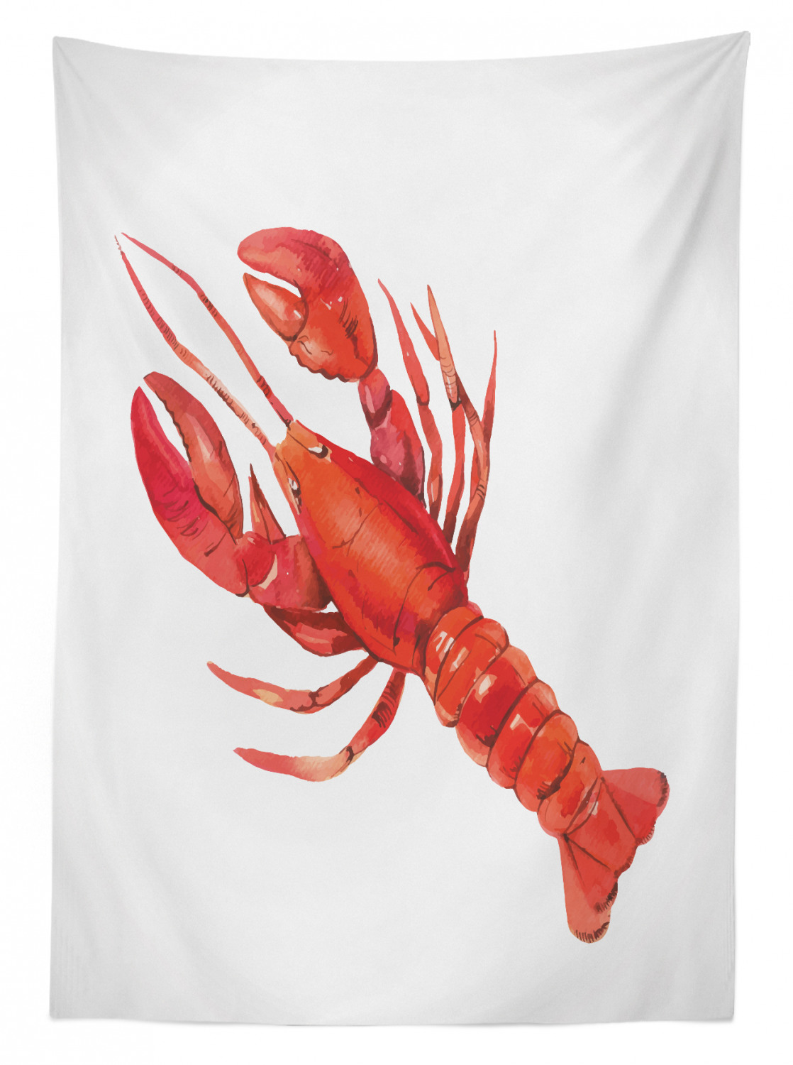 Lobster-Outdoor-Picnic-Tablecloth-in-3-Sizes-Washable-Waterproof thumbnail 22