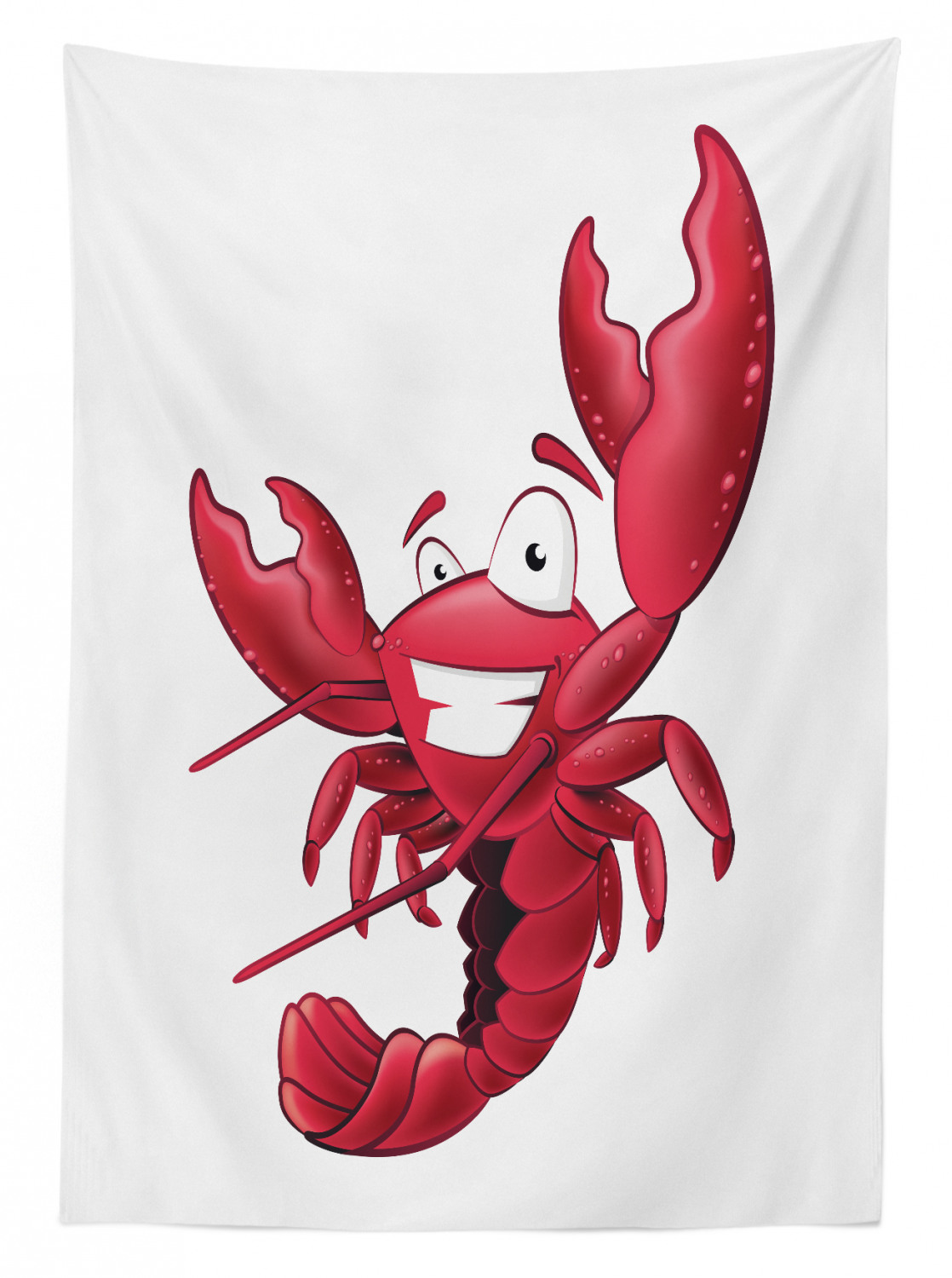 Lobster-Outdoor-Picnic-Tablecloth-in-3-Sizes-Washable-Waterproof thumbnail 20