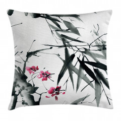 Natural Spring Buds Pillow Cover