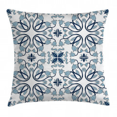 Persian Palace Buds Pillow Cover