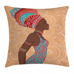 Ethnic Tribal Native Trend Pillow Cover