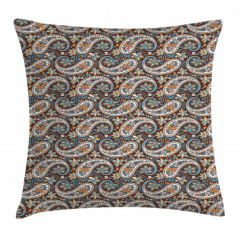 Vintage Oriental Ethnic Pillow Cover