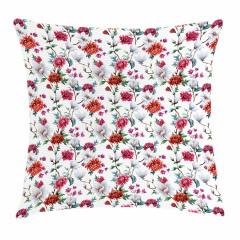 Romantic Magnolia Nature Pillow Cover