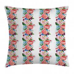 Daisy Wild Nature Garden Pillow Cover