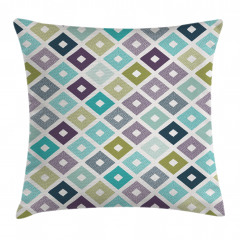 Geometrical Triangles Pillow Cover