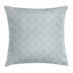 Oriental Moroccan Art Pillow Cover