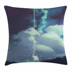 Handmade Symbolic Day Pillow Cover