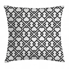 Middle Eastern Effect Pillow Cover