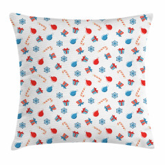 Noels Icons Presents Pillow Cover