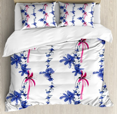 Native Asian Effect Duvet Cover Set