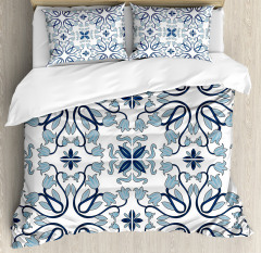 Persian Palace Buds Duvet Cover Set