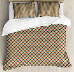 Classical Stripes Duvet Cover Set