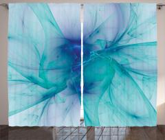 Modern Creative Artwork Curtain