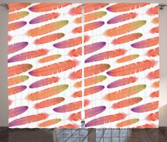 Color Details Tile Curtain