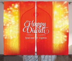Religious Day Curtain