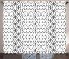 Ancient Greek Mosaic Curtain