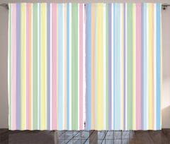 Striped Classic Pattern Curtain