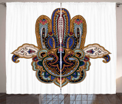 Eastern Tradition Amulet Curtain