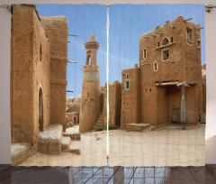 Sarai Batu Ancient City Curtain
