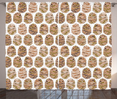 Woodland Mother Earth Curtain