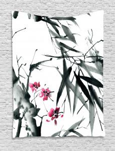 Natural Spring Buds Tapestry