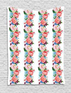 Daisy Wild Nature Garden Tapestry