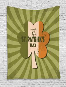 St. Patricks Day Tapestry