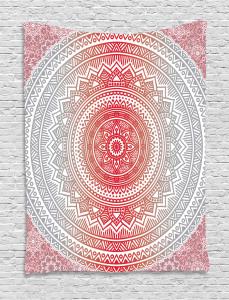 Ombre Mandala Boho Tapestry