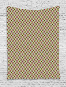 Classical Stripes Tapestry
