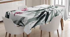 Natural Spring Buds Tablecloth