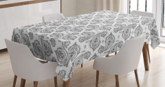 Inspired Flowers Tablecloth