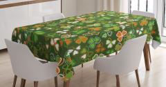 Lucky Clover Tablecloth