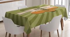 St. Patricks Day Tablecloth